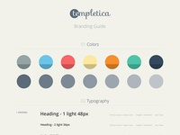 Style Guide For Templetica