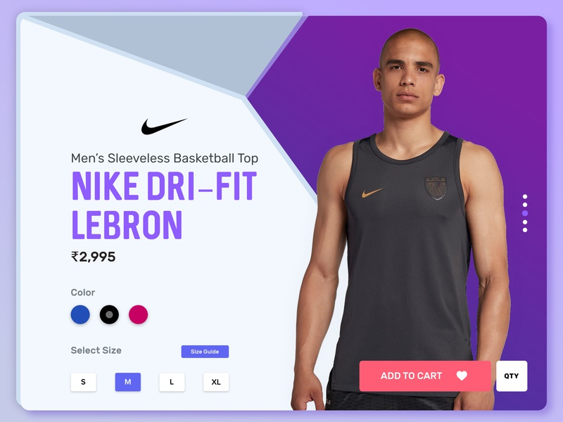 Online Brand Store | Product Detail webdesign ecommerc photoshop xd online store store web ui ux design