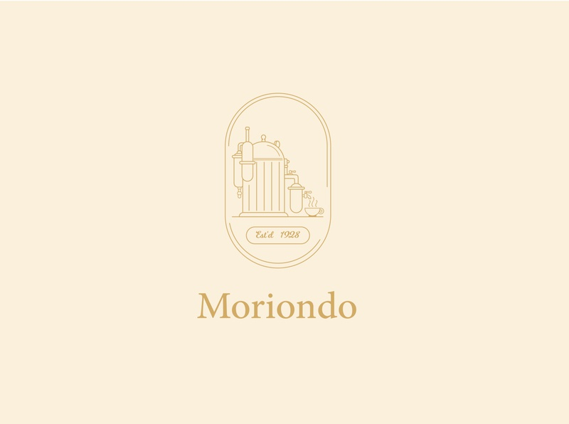 Moriondo - logo v2 illustration