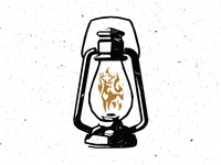 Lantern+Deer