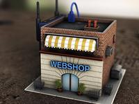 Tiny web-shop