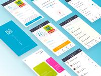 gongber mobile app gongber mobile apps gui ux mobile app education