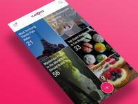 App UI : BestPick Feed