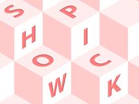 Showpick cube