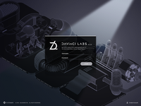 DAVinCI LABS : Sign-in