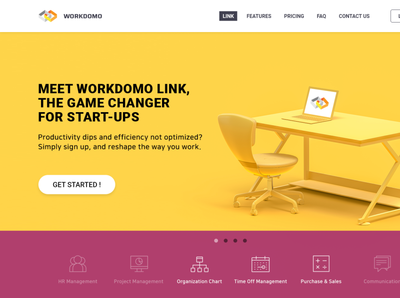 workdomo web (home)