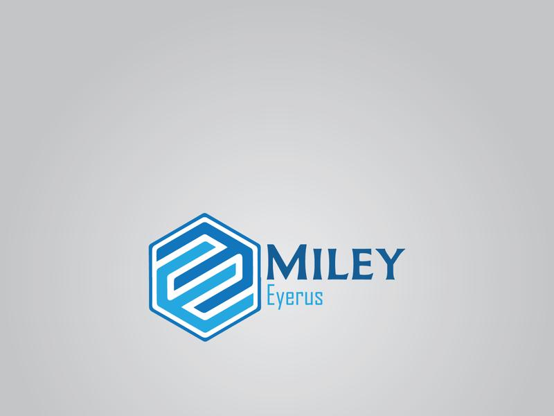 Miley Eyerus logoinspiration logos graphic design art branding logodesign monogram logo illustrator