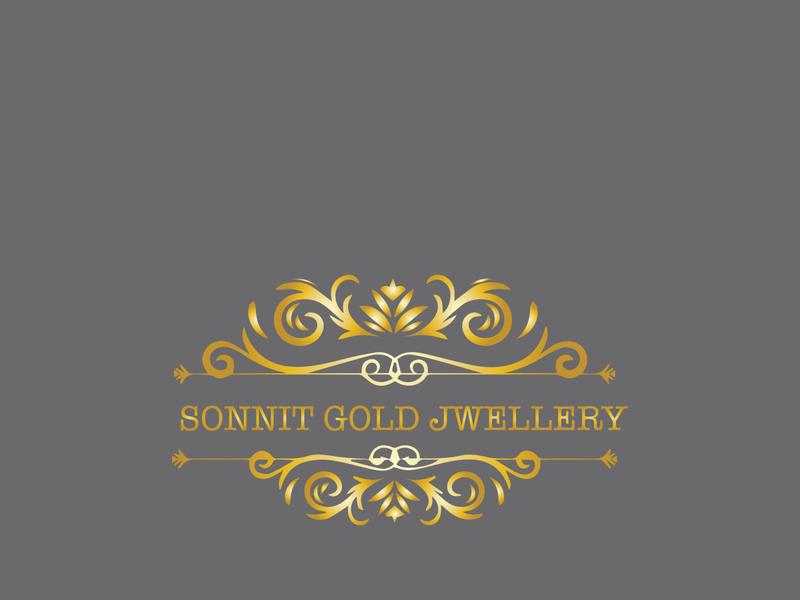 Sonnit Jwelery logobranding logo trends 2020 branding art illustrator artist trending logo jewellery logo logos