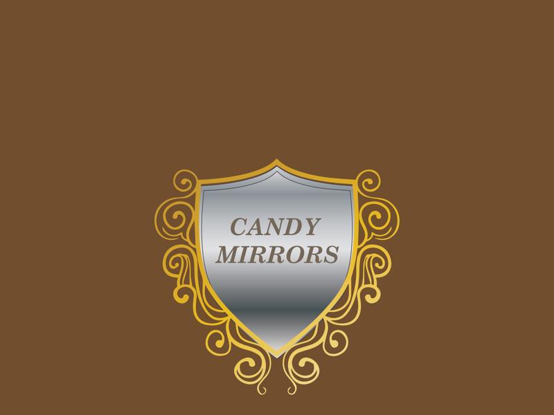 Candy Mirrors luxury branding luxury luxury design luxury brand luxury logo digitalart designlogo brand identity illustrator branding artist design designer graphic design logo