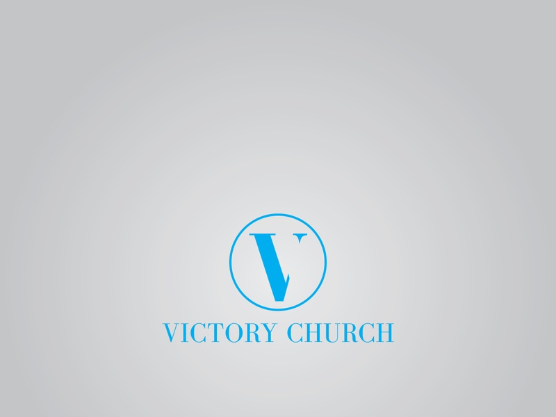 Victory Church illustrator design logo designer graphic designer design logodesign graphic design logo branding art illustrator