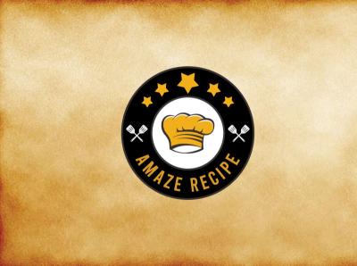 Amaze Recipe best design best logo graphic design graphic designer logo designer logodesign artist graphic design branding art illustrator logos logo