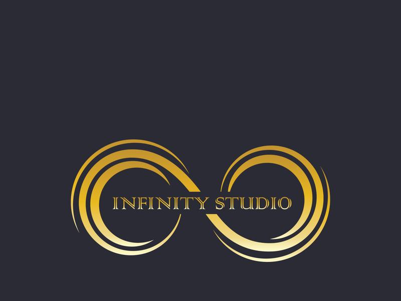 iNFINITY Studio enterpreneur startup graphic designer logo illustrator luxury brand luxurylogo luxury logo luxury minimal designer design logodesign graphic design branding
