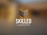 Skilled Carpentry Logo Concept