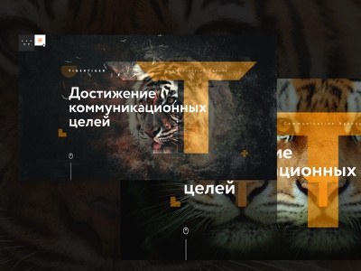 TIGERTIGER Home Page #3 marketing digital creative communication agency
