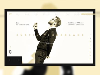 JT Website Redesign #2