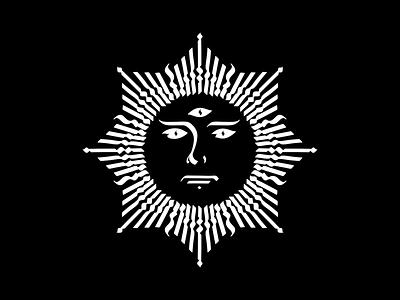 Sol icon calligram adobe illustrator logo illustration calligraphy manila philippines sun
