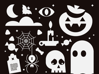 Happy Halloween marketing agency digitalagency spooky season halloween photoshop illustrator illustration