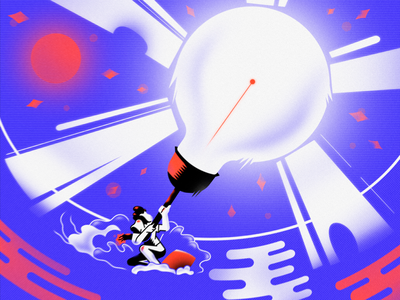 Wrangle Up Ideas light bulb illustration