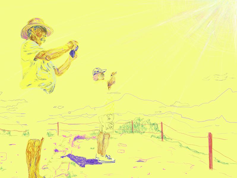turists diary dibujodigital colores cool design colors digital illustration ilustración illustration art ilustraciondigital illustration