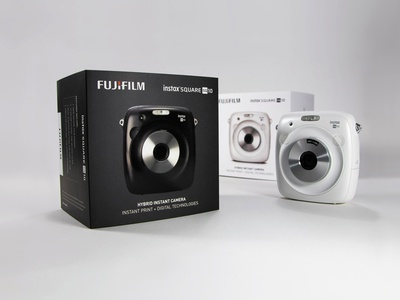 FUJIFILM INSTAX SQ10 Product Launch and Brand Development