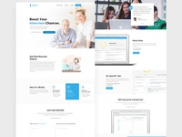 Job Board Website Design