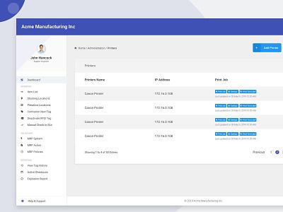 Material Design HR Management hr payroll admin template dashbaord ui ux ux design ui design material material design