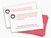 Epicurean Essentials Promo Assets