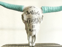 Taxidermy Typography