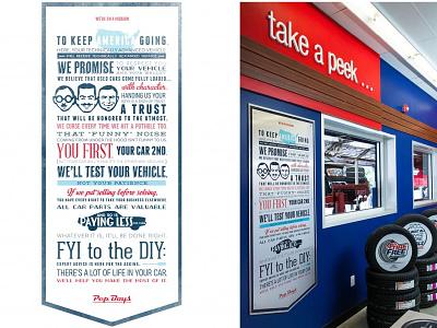 Pepboys Brand Manifesto