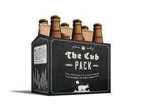 6 pack beer packaging