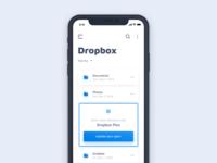Dropbox concept