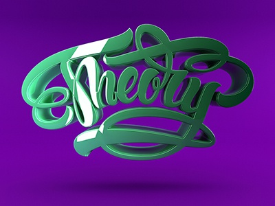 Theory dribbble