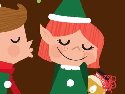 Holiday Kiss