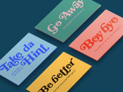 #metoo cards
