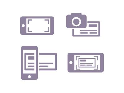 Auto Capture Icon Exploration app ui icon intuitive company
