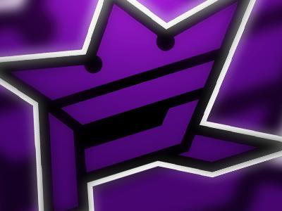 Royal Dribbble crown logo letter r royal