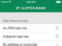 Lloyds bank app real pixels