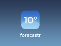Forecastr