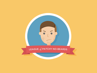 League of Patchy No-Beards