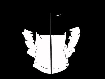 Nike design illustration branding