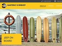 Mastely & Robust - Home Page