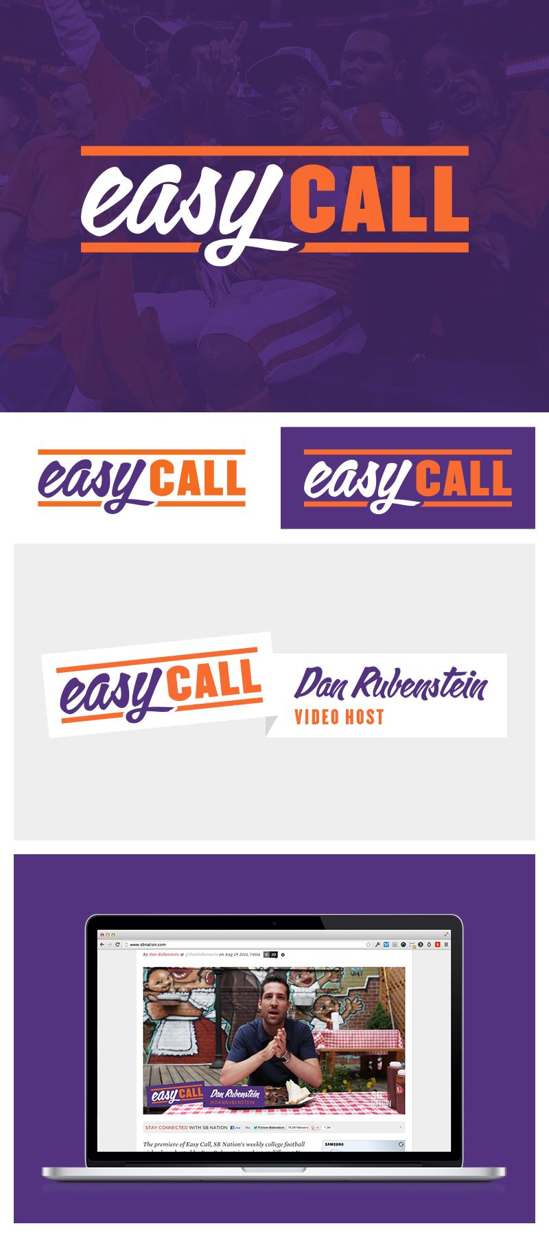 Easycall branding