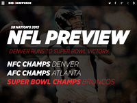 SB Nation's 2013 NFL Preview