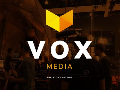 Vox Media 2013 Year in Revew year in review 2013 responsive sb nation the verge polygon vox media vox product
