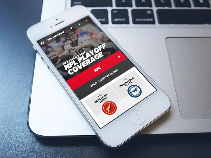 Nfl playoff mobile mock