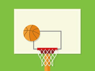 B Ball basketball vox media vox creative illustration