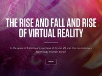 Virtual Reality - The Verge
