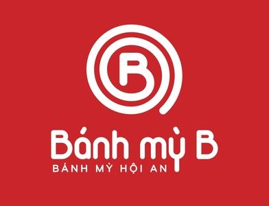Bánh mỳ B logo by Brandall Agency icon flat vector illustration brandall logo design design adobe illustrator logo branding