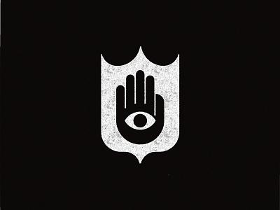 Cult League branding fashion podcast sports football eye palm shield logo league cult
