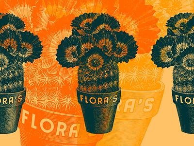 Flora's floras desert sonoran arizona tucson cactus flower
